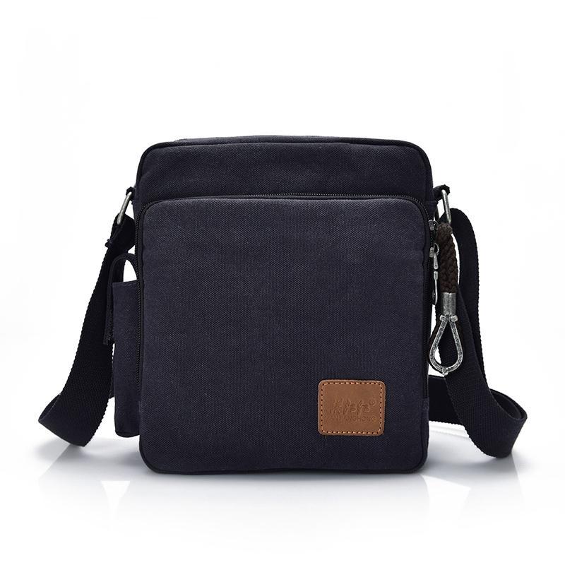 Man Bags Canvas Bag Clutch Handbags Shoulder Bag Hand Bags Cross Body Bag Fashion Bolsos Bolsas Pure Color