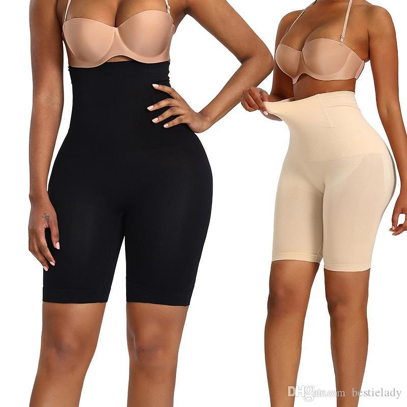 المرأة السامية الخصر سلس الجسم المشكل بات رافع مثير Shapewear البطن تحكم الملابس الداخلية بالاضافة الى حجم الخصر مدرب التخسيس البطن ملابس داخلية