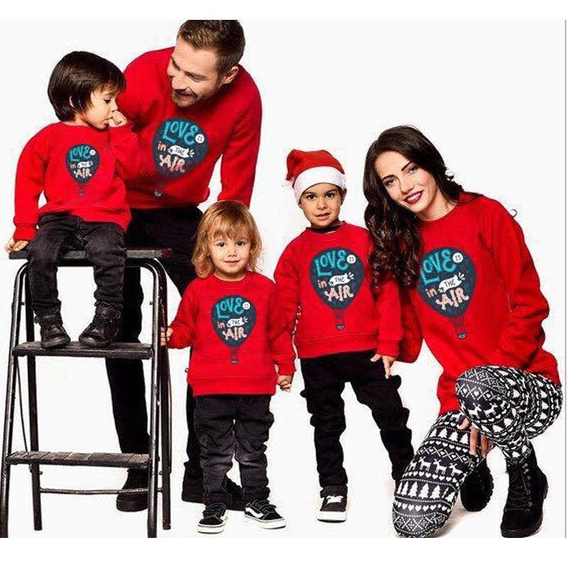 2018 Рождество Боди Мультфильм Семья Соответствующие Женщины Мужчины Дети Рождество Рождественский Свитер Джемпер Топы Пуловер