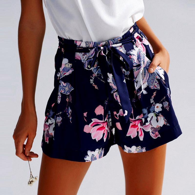 Vêtements femme 2019 shorts d'été des femmes Sexy Hot Summer dames Shorts Casual taille haute court Feminino