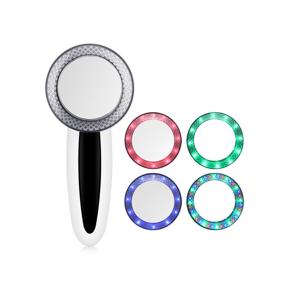 1 EMS 초음파 Cavitation지도 갈바닉 이온 얼굴 리프팅의 핸드 헬드 (6) 그리고 바디 슬리밍 기계에 대 한 가정을 사용하여 체중 감소