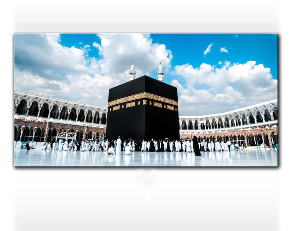 Islamic Holy Land Landscape,HD Canvas Printing New Home Decoration Art Painting/Unframed/Framed