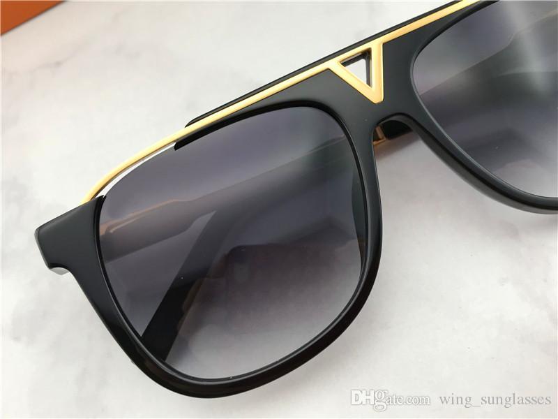 außergewöhnliche Farbpalette frische Stile Veröffentlichungsdatum: Großhandel Louis Vuitton LV0937 Klassische Gold / Braun Pilot Sonnenbrillen  Gafas De Sol Sonnenbrille Luxus Designer Sonnenbrillen Für Herren Gafas De  ...