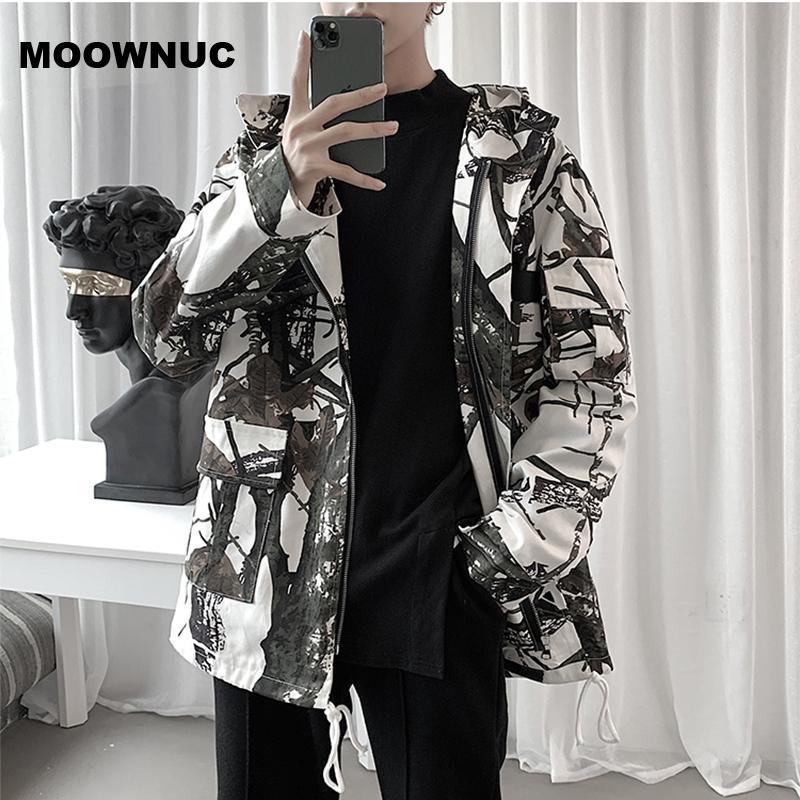 2021 Moownuc Men 2020 Trench Coat New, Trendy Trench Coats 2020