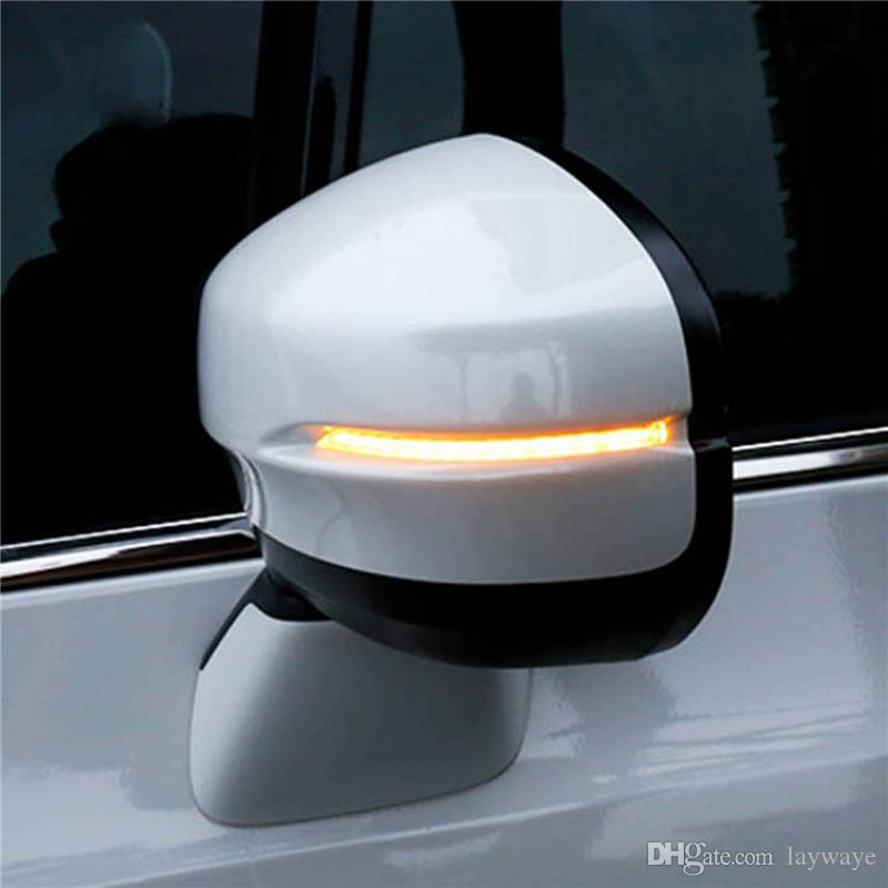 جناح الجانب الجانب الرؤية الخلفية مرآة التالية تتحرك تسلسلي الوامض الصمام بدوره الديناميكي إشارة إشارة الرحلة لهوندا CRV CR-V XRV مصباح