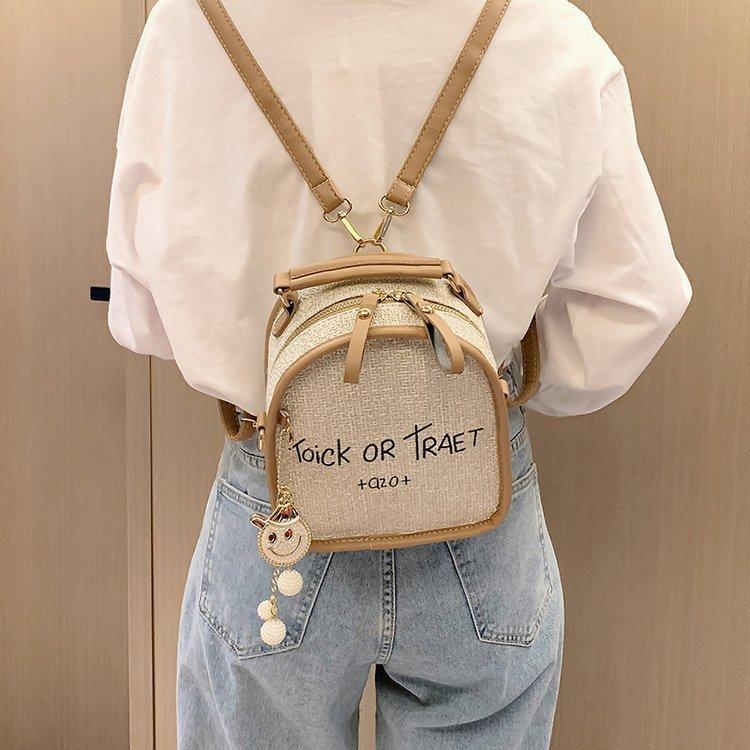bolsa de ombro vermelho Net pequeno saco Mensageiro feminina moda selvagem super simples mini-fogo fresco novo 2020