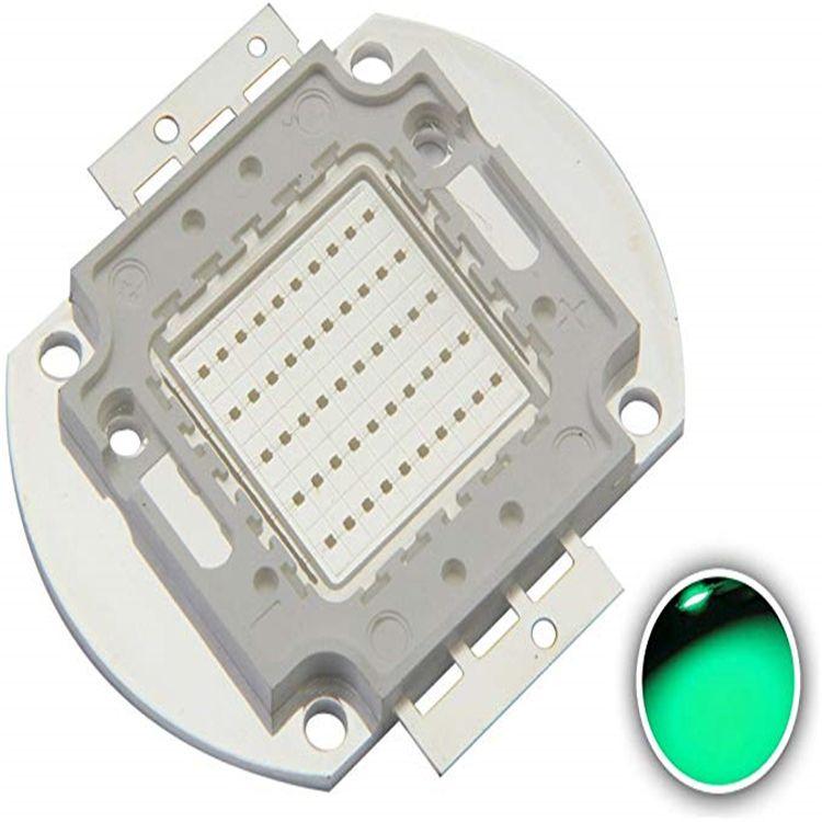 السلطة العليا الصمام رقاقة 10W 20W 30W 50W 100W RGB أحمر أخضر أزرق SMD ضوء الخرزة