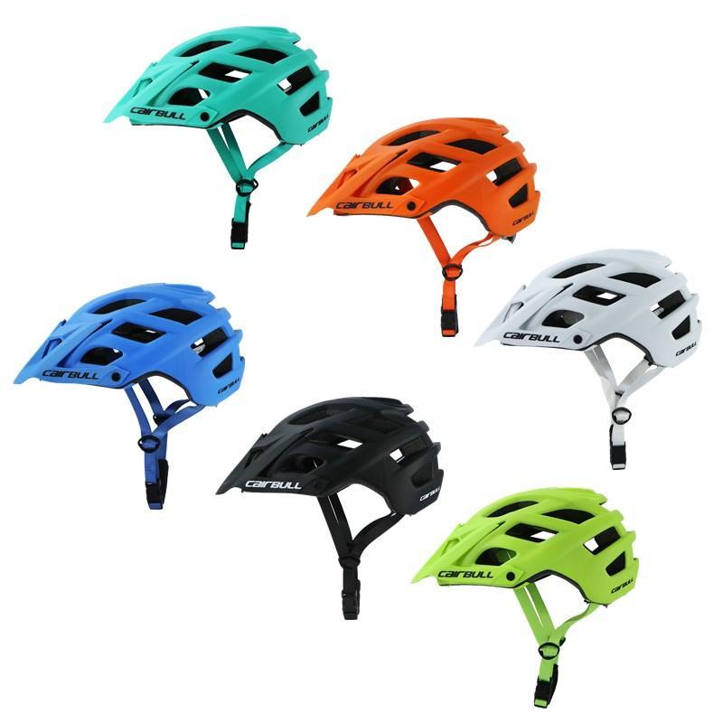 2018 Новый Cairbull Велоспорт Шлем TRAIL XC шлем велосипеда В-формы MTB велосипед шлем Casco Ciclismo Дорога Гора касок Cap