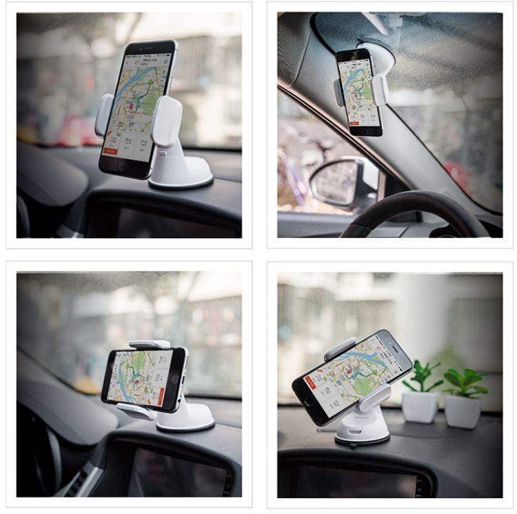 Newly Universal Car Phone holder for Mobile phone holder windshield mount Cell phone holder Smartphone stand Car holders
