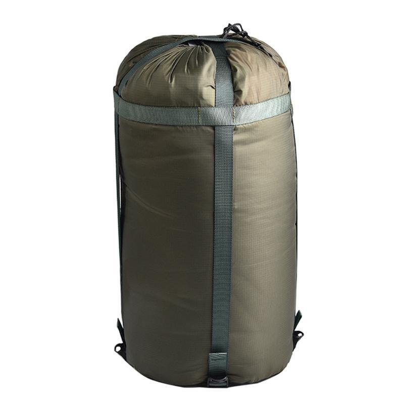 Outdoor Camping Sleeping Compression Stuff Sack (Without Sleeping Bag) High Capacity Folding Sack