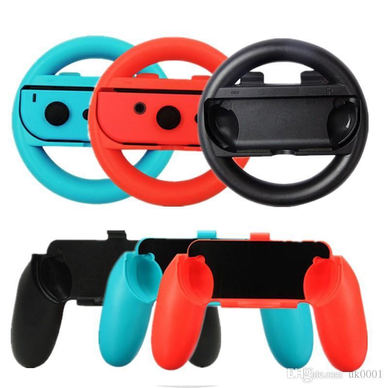 2Set Silicone Controller Grips Case Joy-Con cases For Nintend Switch Joy Con Handle NS N-Switch cover Game Console Accessories uk0001