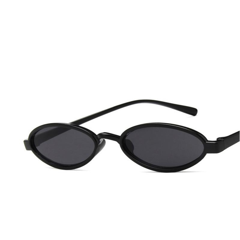 Small Circle Frame Punk Ellipse Classic Sunglasses For Women Men Shopping Glasses Lunette De Soleil Masculino Hombre