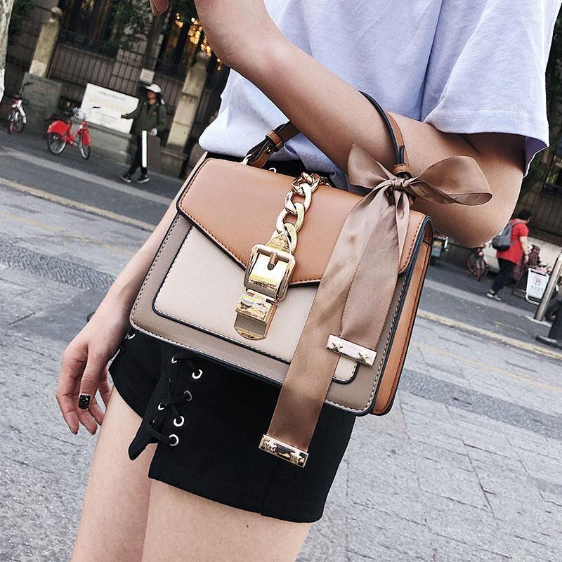 Designer-2019 Женщины Небольшое плечо Женщины Посланник Пакет Сумки Пакет Сумки Square Fashion Bag Crossbody Сумка Мини Сцепление EPTUG