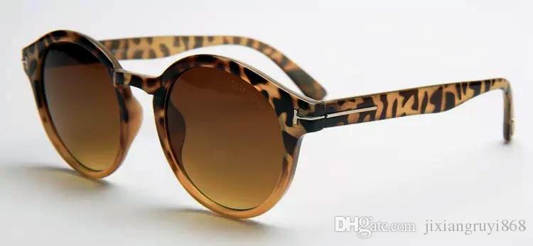 Luxe Nouvelle Mode L0399 Tom Lunettes De Soleil Pour Homme Femme Erika Lunettes ford Designer Marque Lunettes De Soleil