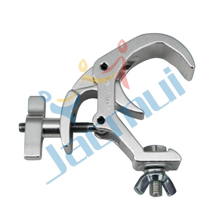 Silver Stage fastener Light Clamp Aluminum Alloy Truss Clamp for pipe 48-51m aZb