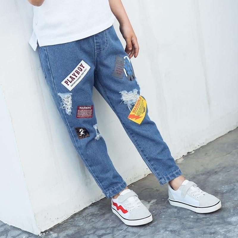 1pc Enfants Bébé Garçons Filles Fashion Pantalon élasticité Pantalon d/'été Enfant Pantalon