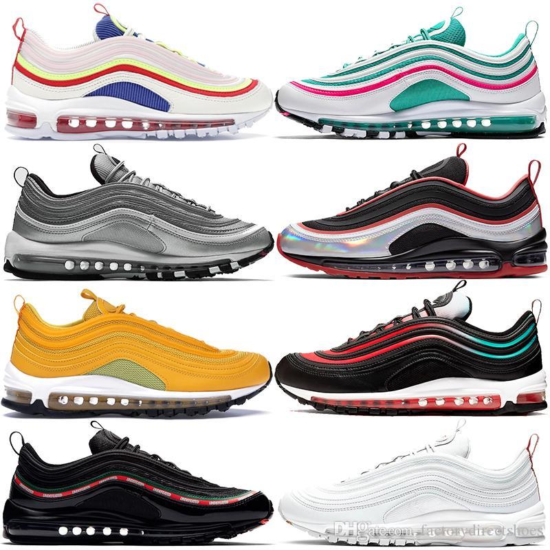 1997S ساوث بيتش كودري الأبيض الخردل النيون سيول UNDFTD الأسود بارا LX إرتداد المستقبل من الرجال والنساء الاحذية مزين أحذية رياضية الأحذية