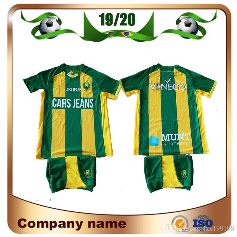 2020 19 20 Ado Den Haag Kids Kit Soccer Jerseys 2019 Ado Home Thuisshirt Aaron Meijers Children Soccer Shirt Bjorn Johnsen Football Uniform From Lxx199198 13 68 Dhgate Com