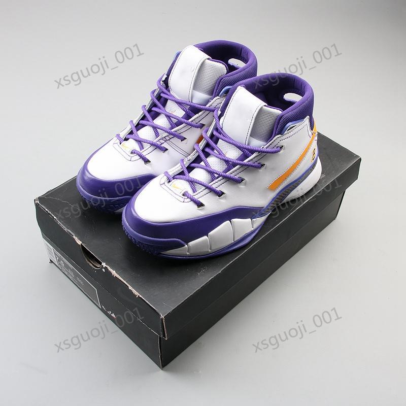 NIKE KOBE 1 shoes الرياضة Protro ZA1 مصمم أحذية رياضية للمرأة الرياضية الشعلة هير لعبة رويال جرين باين في الهواء الطلق أحذية الركض Xshfbcl