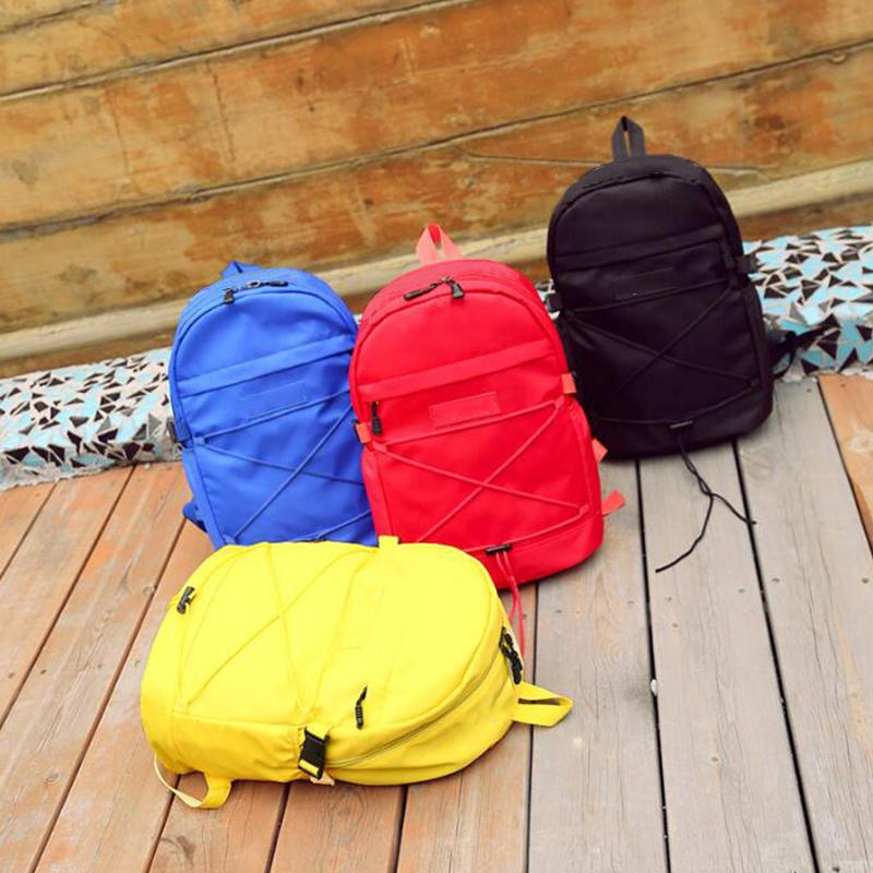 chanel gucci supreme nike louis vuitton LV bag MK  de Mochila de Ombro Saco Duplo de Luxo Ao Ar Livre Viajar Carta Impresso Mochilas Para Mochilas Estudantes A02