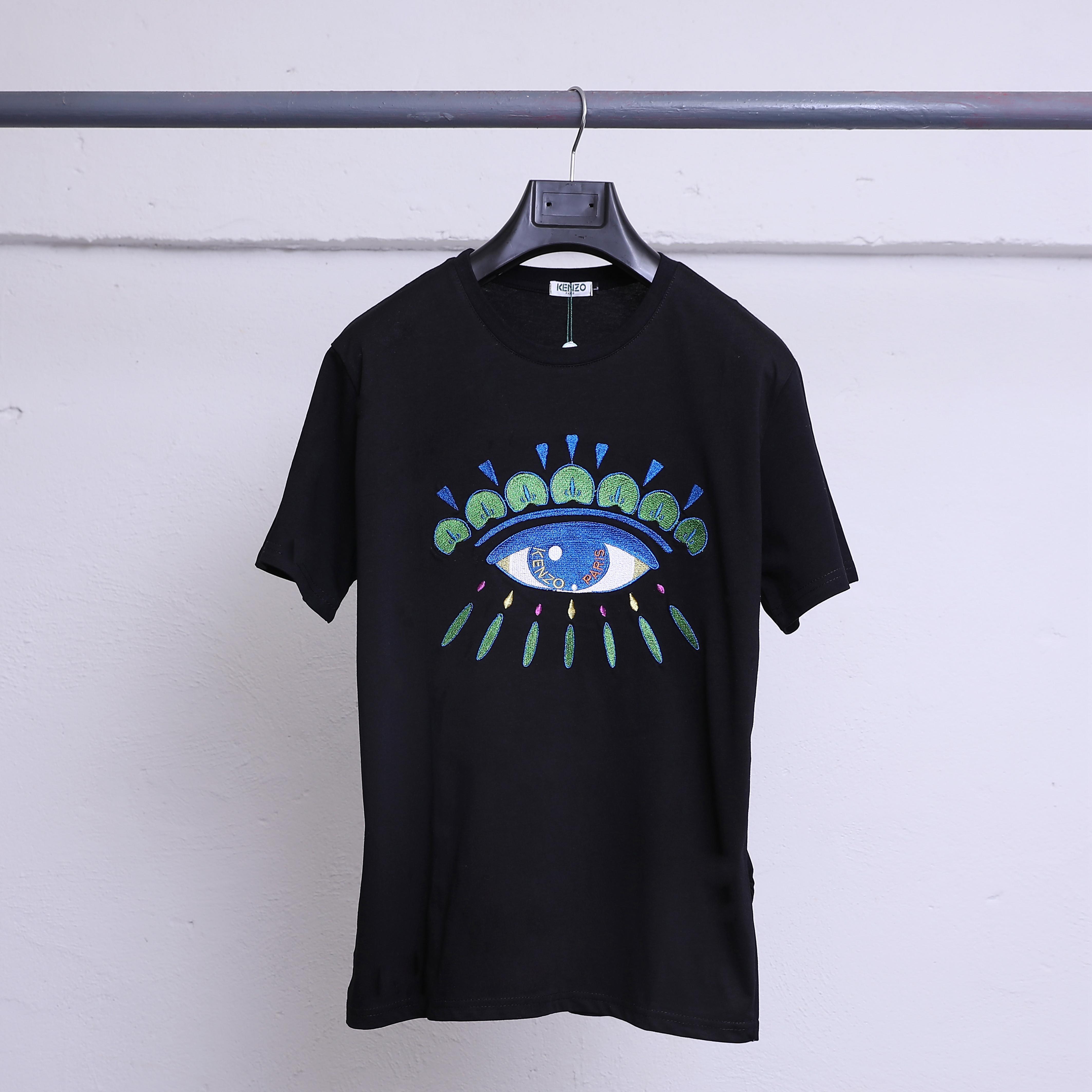 Neu Herren Damen BRANDT-Shirts designer Luxus Shirts Straße Hiphop T Shirts Sommer-Muster mit kurzen Ärmeln Sweatshirts B105574L