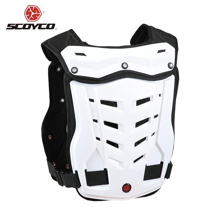 Outdoor Sports Motorräder Motocross Brust Rückenprotektor Rüstung Weste Racing Körperschutz Rüstung Ausrüstung