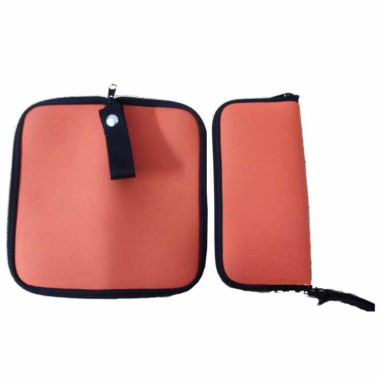 2020 OEM New Style Tote Neoprene Mouse Mat Pad Customized Blank Mousepad Storage Bags for Sublimation