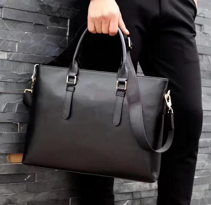 New 2020 Brand Designer Men Bags Shoulder Briefcase Black Genuine Leather With Belt Business Men Messenger Bag Best Quality 39x28x6cm