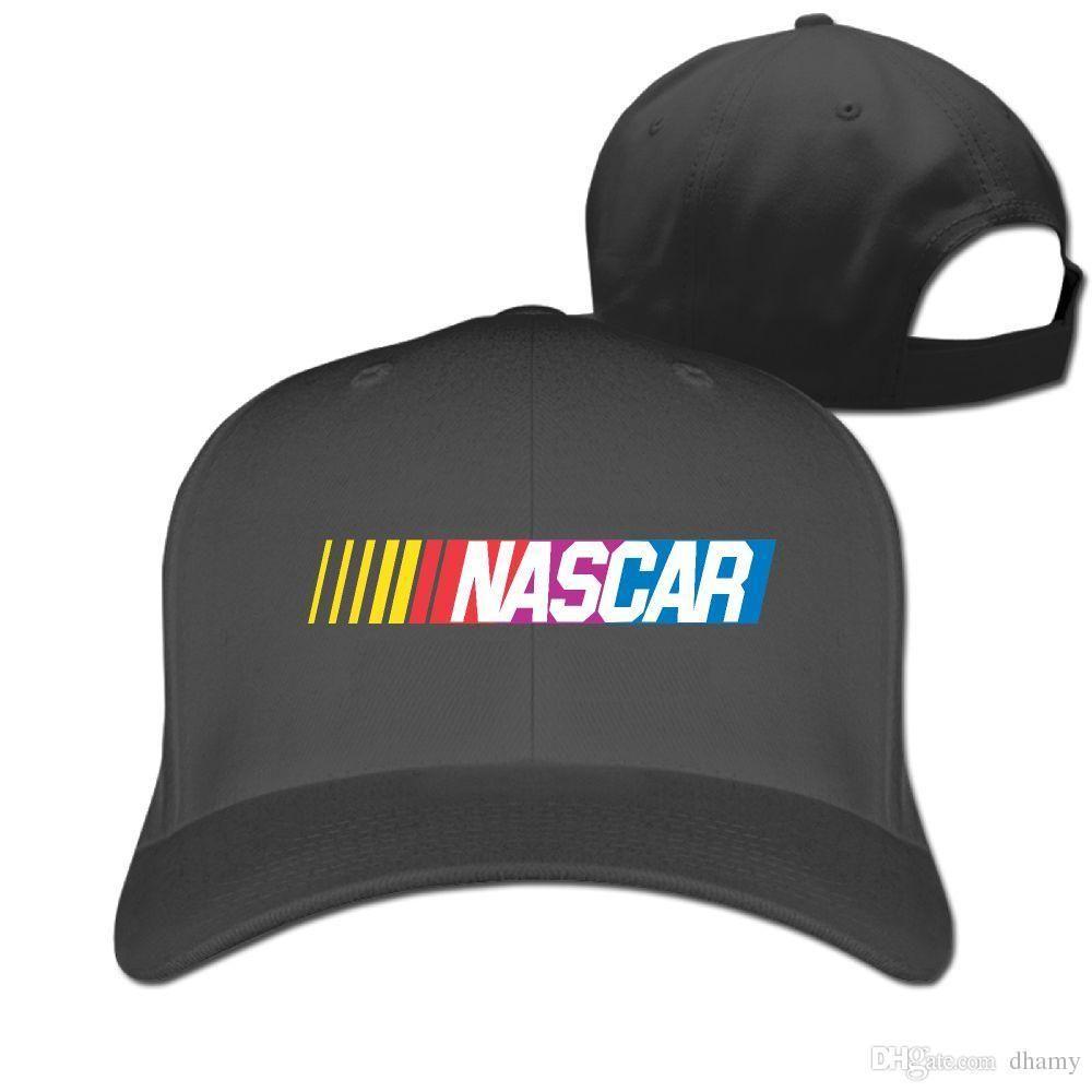 Baseballmütze NASCAR-Druck der Frauen Männer Cat Caps Hip Hop Baseballmützen Adjustable Snapback Caps Hüte Mann Femal Hut