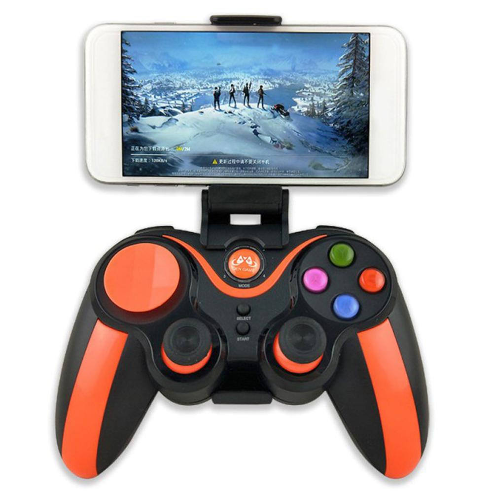 GEN GAME NEW S5 Plus Wireless Bluetooth Game Control for Android iOS Win10 Tablet Smart Tv Vr Wireless Game Control