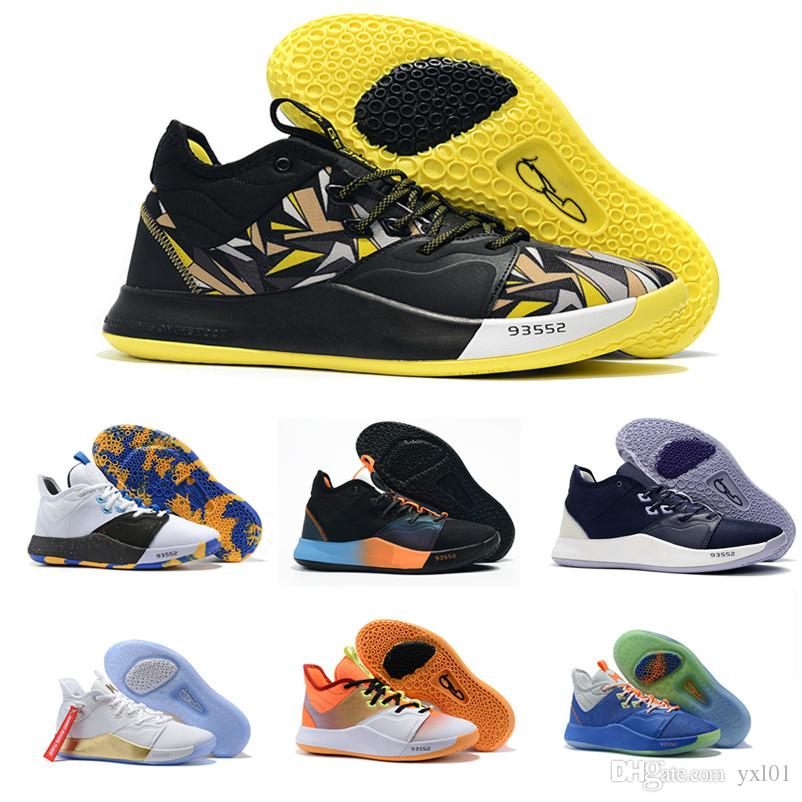 paul george 93552 Kevin Durant shoes on