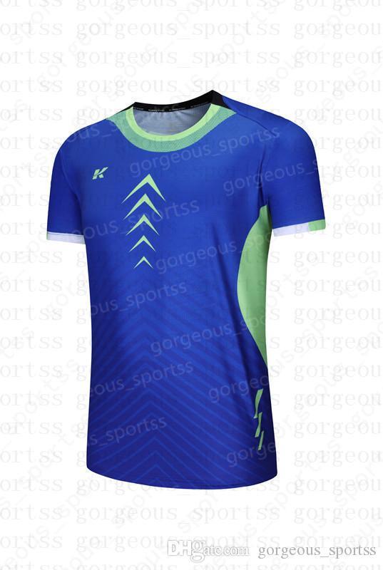 Lastest Homens Football Jerseys Hot Sale Outdoor Vestuário Football Wear Alta Qualidade 2020 0031387