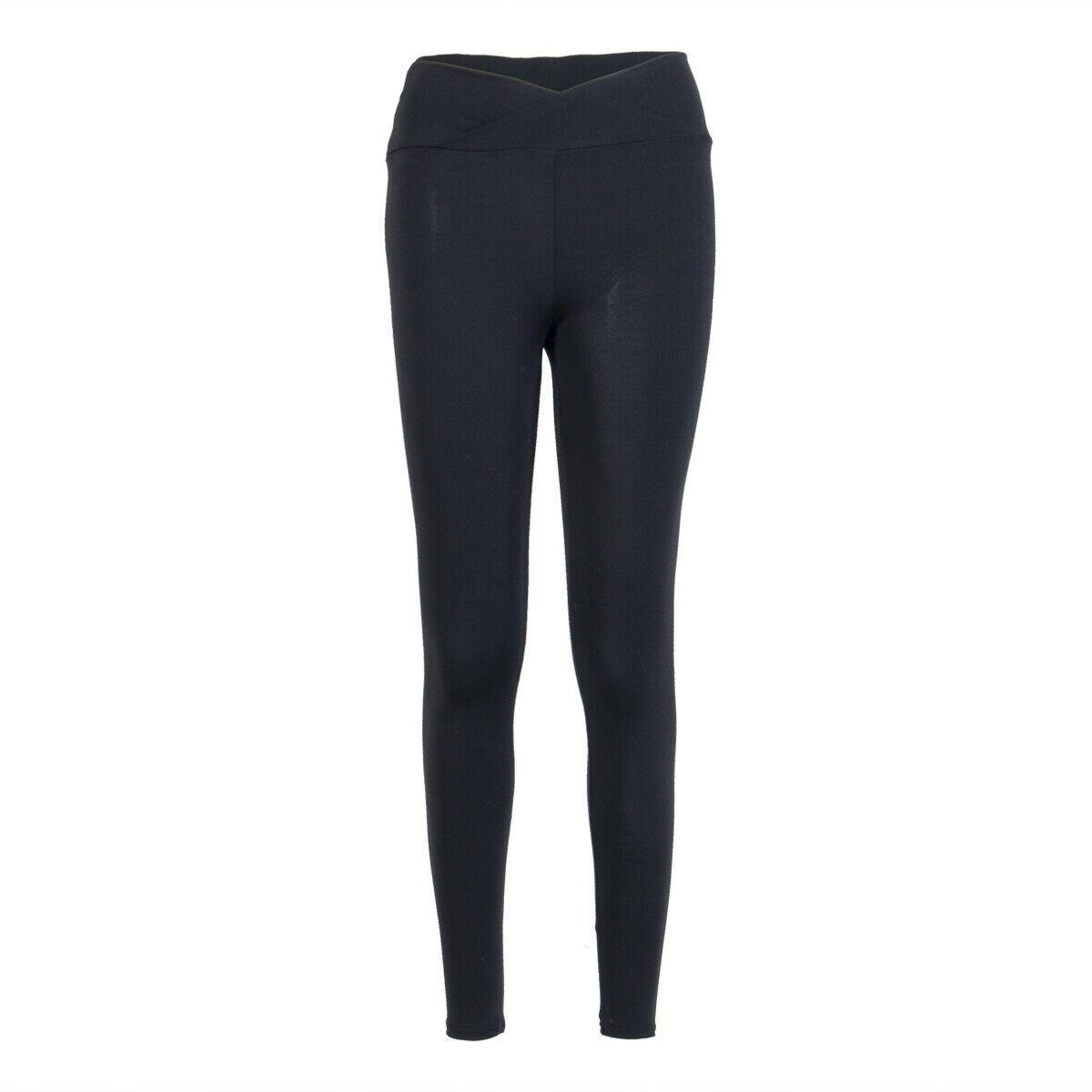 Bayan Yoga Spor Tayt Koşu Atletik Spor Streç Uzun Pantolon Pantolon