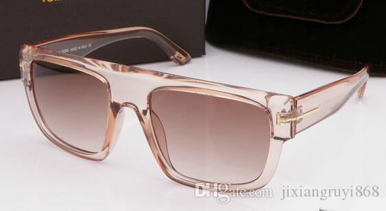 Luxe haut de gamme nouvelle mode 0699 Tom Lunettes de soleil pour homme femme Erika Eyewear ford Designer marque lunettes de soleil avec boîte 06999