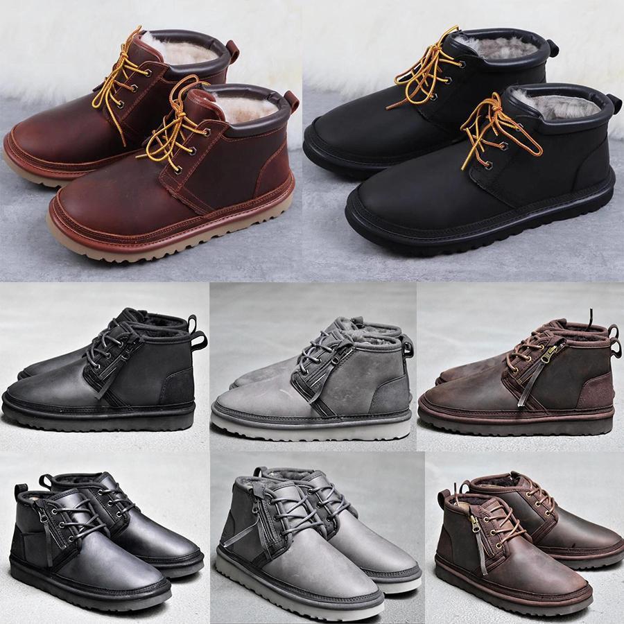 2020 Moda australia ug wgg Womens uggs ugg ugglis WGG Hombres camiseta clásica de nieve botas largas de tobillo arco corto botas de piel de diseño arranque casual Shoe