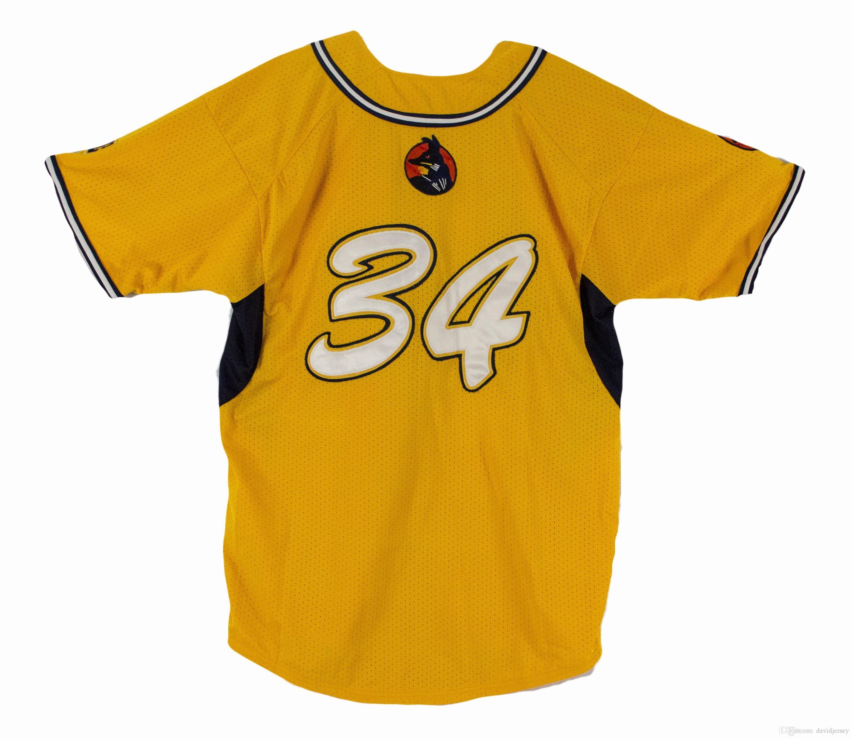 888 55 فارغة مخصص البيسبول جيرسي الرجال النساء حجم S-3XL أبيض زر أسفل البلوز