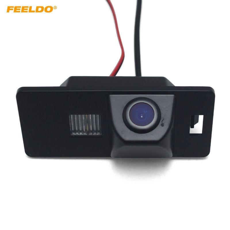 Videocamera retrovisore dell'automobile di Sentdo per AUDI A1 / A4 (B8) / A5 S5 Q5 TT / VW Passat R36 5D PARCHENTO PARCHEGGIO INVERSATO # 3589