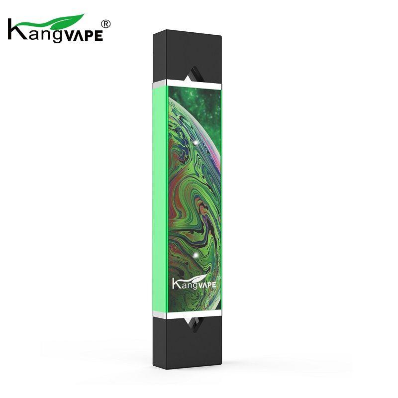 Переменная Аутентичные Kangvape D-Pod V1 V2 Starter Kit 400mAh Напряжение батареи Prehat В. Vape Система для керамического Картридж 100% оригинал с