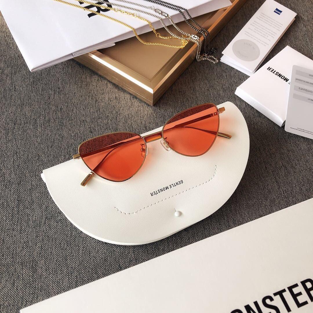 2020 Hot Sale Korea Famous Designer Sunglasses GM CHAKRA Fashion Unisex Sunglasses for men and women UV400 Sunglasses with box