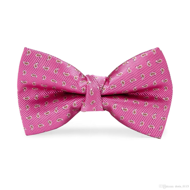 Hi-Tie New Design Casual Children Bow Red Dot Necktie Fashion Baby Boy Girl Wedding Dress Accessories Bowties LH-064