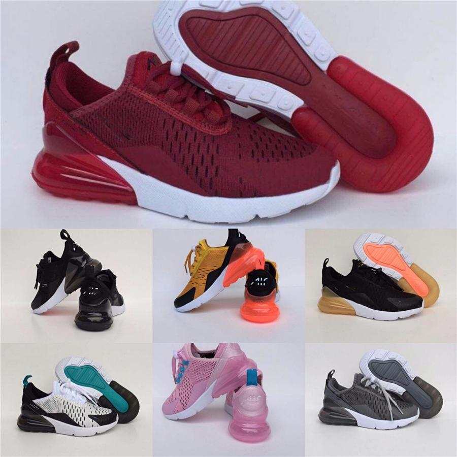 Kids Running Shoe High Top Sneaker Casual Athletic Walking Sneakers for boy Girl
