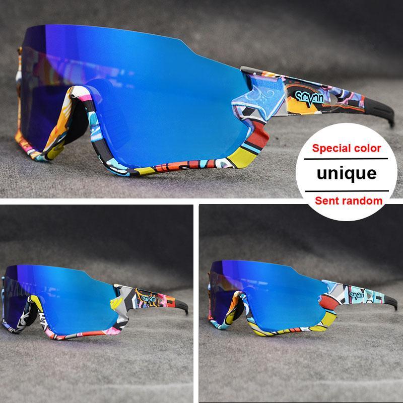 الاستقطاب 2020 الجديدة اللونية دراجة نظارات ركوب الدراجات نظارات النظارات الرياضية Gafas Ciclismo MTB دراجة نظارات