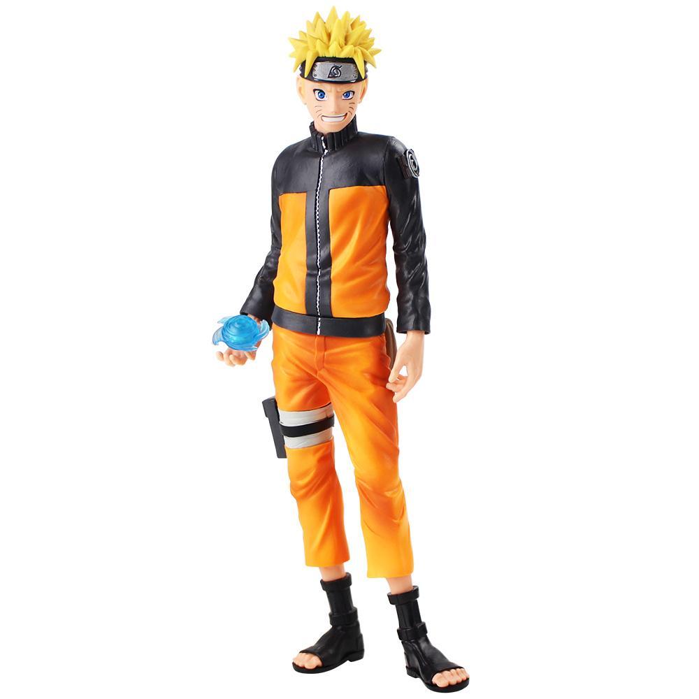 28 cm Nuove 2019 Anime Naruto Shippuden Uzumaki Figura Giocattoli Grandista Shinobi Relazioni Figurine PVC Girl