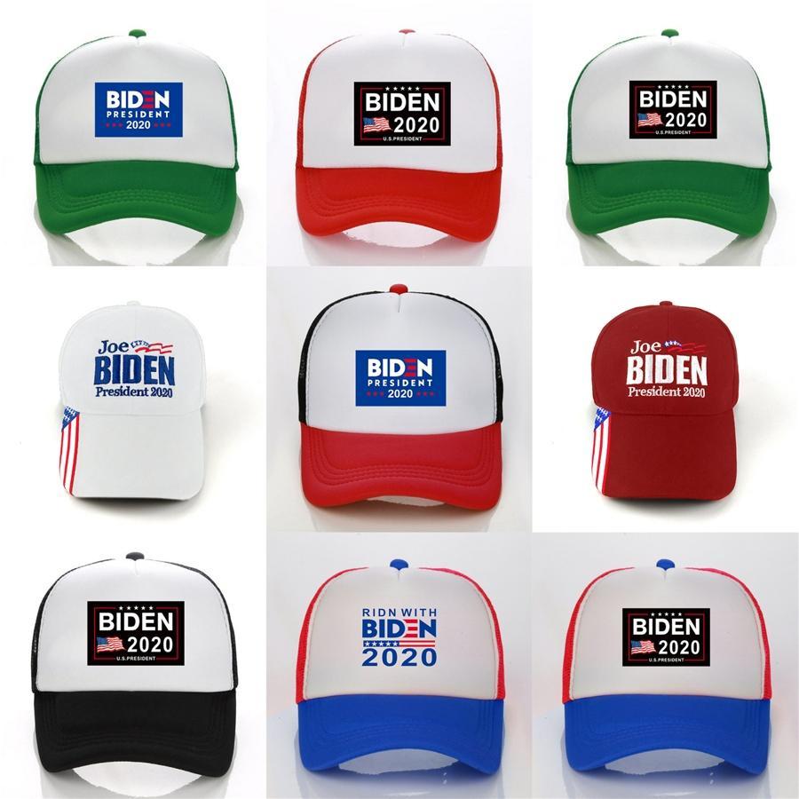Nueva Donald Biden 2020 gorra de béisbol Hacer una América grande otra vez el sombrero bordado Keep America grandes sombreros republicano Biden Caps # 851