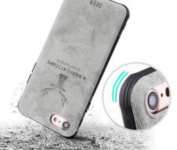 IPhone X XR XS Max Lüks 3D Tasarım TPU Deri Telefon Kılıfları Samsung Not 9 S8 S9 Artı Moda Arka Kapak