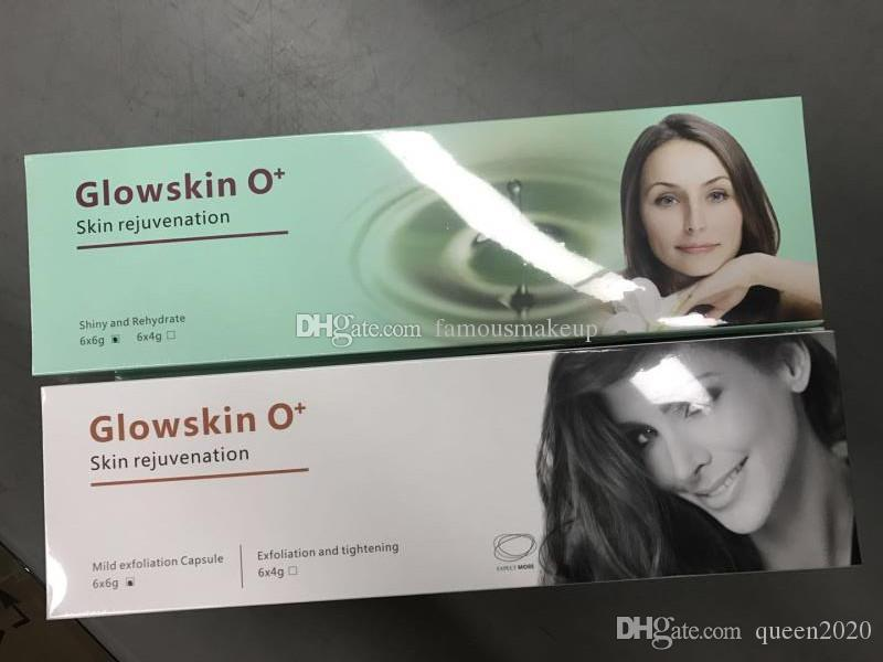ذات نوعية جيدة وبيع الساخن الكولاجين الجلد تجديد واشراق glowskin س + جل العناية بالبشرة وbubber المنتج
