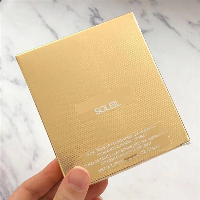 Бренд фундаментной подушки солей зарево тонизируют фондом $PF40 увлажняющий крем макияж