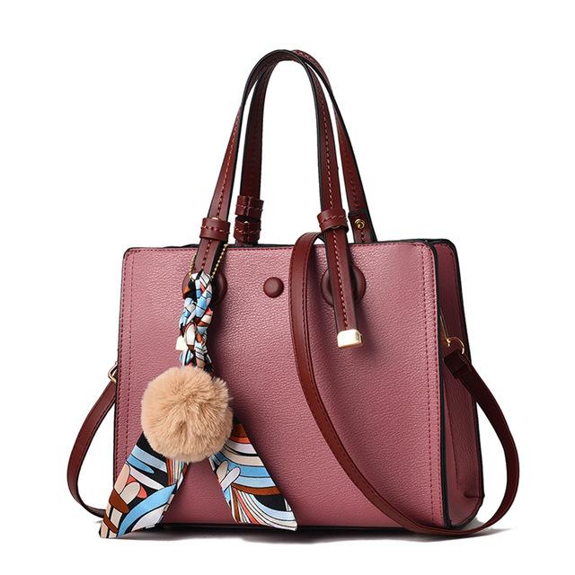 Сумки сумки сумки женские rossbody мессенджер мода повседневные сумки винтажного плеча верхняя ручка пакета для волос женские украшения женские IGNVR