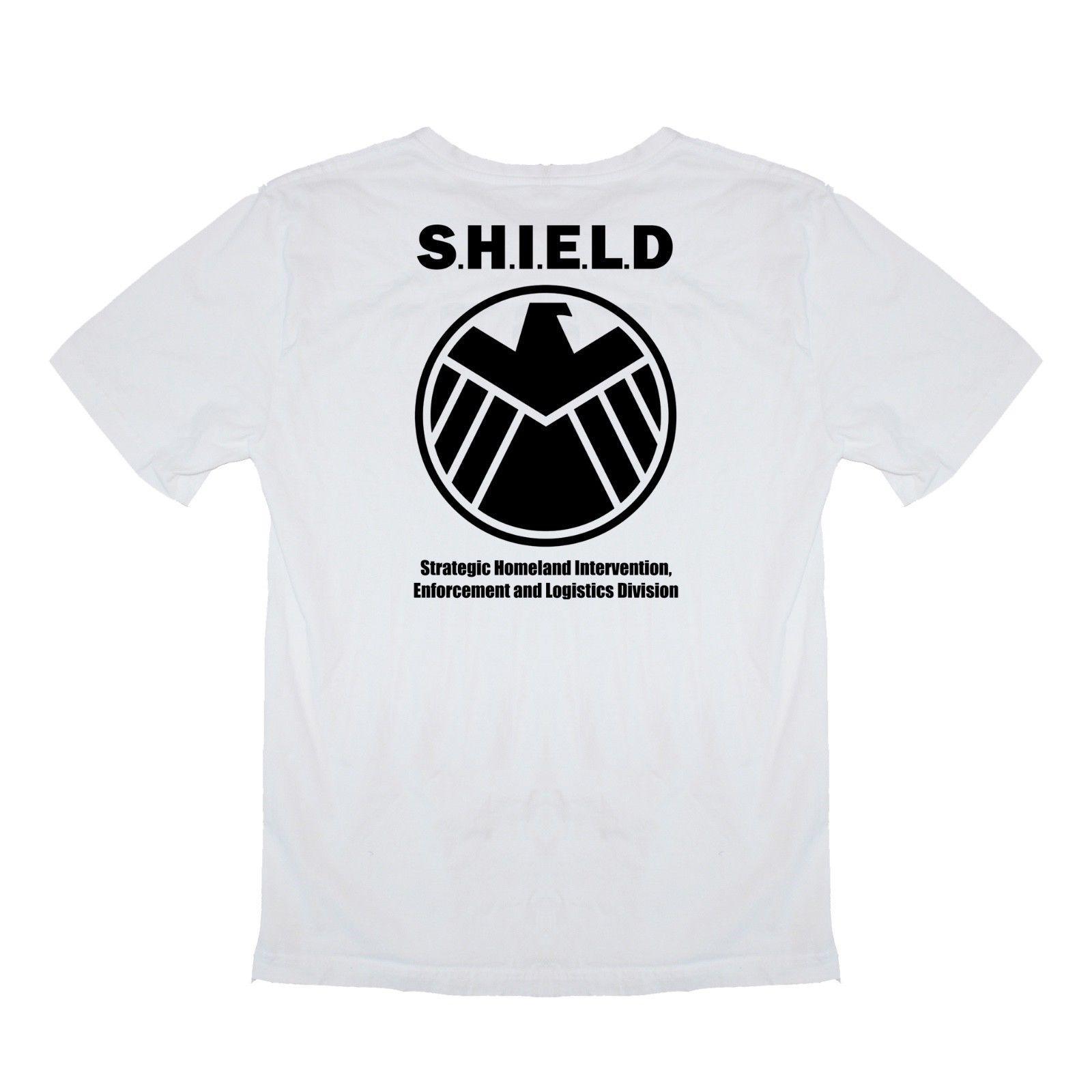 Fury FBI Agent America TV Chemise de S-XXXL Beaucoup colorent T-shirt Fashiont Shirt Livraison gratuite haut tee