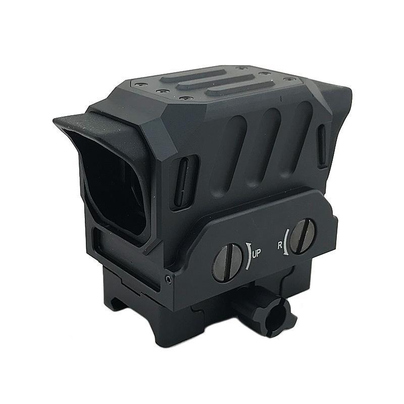 Taktische DI EG1 Roter Punkt-bereich Holographische Reflexvisier 1,5 MOA Jagd Zielfernrohr für 20mm Schiene Schwarz